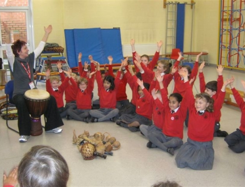 Drumming for Kenya & Fairtrade Topic